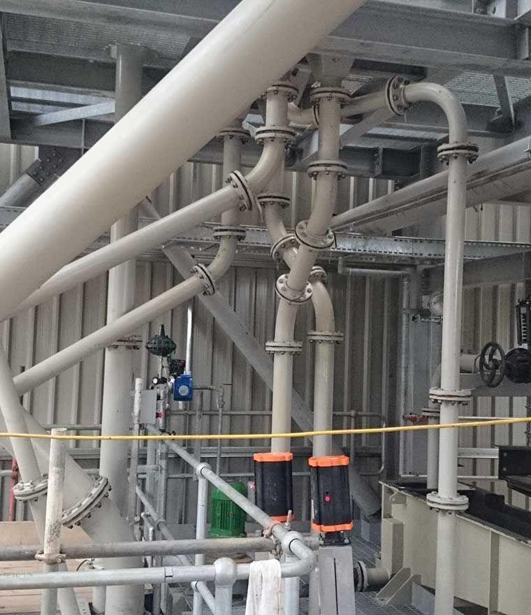 Pipe Installation & Fabrication